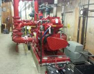 DIESEL DRIVEN PUMP REPLACEMENT 6