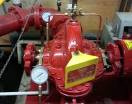 DIESEL DRIVEN PUMP REPLACEMENT 11